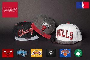 casquette Mitchell & Ness